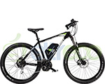 Leisger MD5 Adventure 27,5 Black